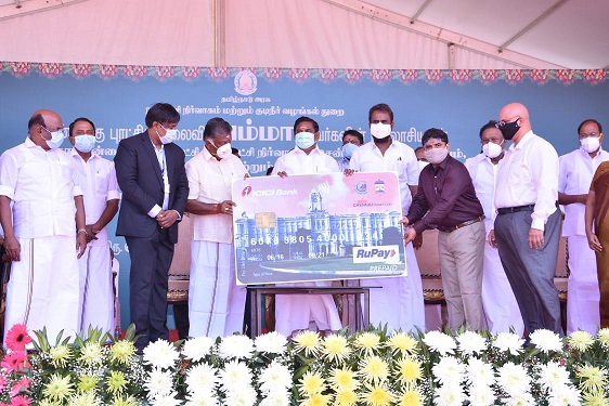 ICICI Bank partners with Greater Chennai Corporation and Chennai Smart City Limited to launch 'Namma Chennai Smart Card'