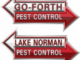 Go-Forth Pest Control Launches Two New Websites