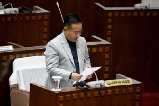 Hon'ble Chief Minister Prem Singh Tamang (Golay