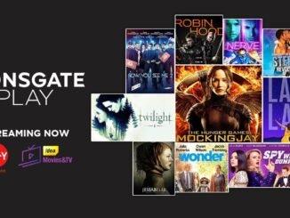 Lionsgate Play,
