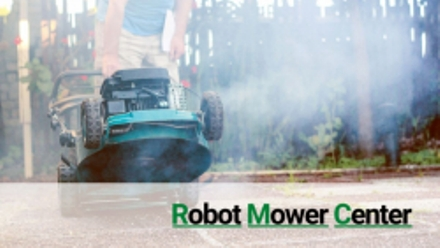 Research by RobotMowerCenter.com Shows How Changing from Gas-Powered Lawn Mowers to Robotic Mowers and Electric Lawn Equipment Saves Lives Due to Reductions in Pollution