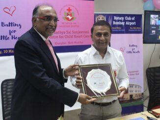 Rotary Club Of Bombay Airport Gives A New Lease Of Life To 150 Children With Congenital Heart Diseases