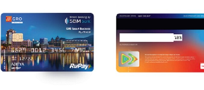 U GRO Capital partners with SBM Bank India to launch 'GRO Smart Business' credit card for MSMEs