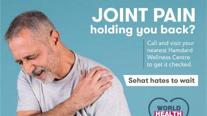 Hamdard offers free consultation at Hamdard Wellness Centres at World Health Day (1)