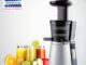 Drink vitamin-C rich summer juices at home with Kent cold press juicer