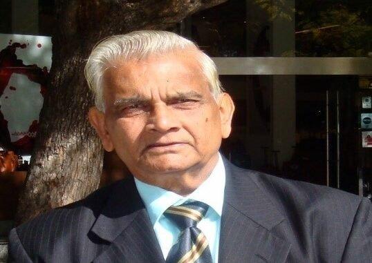 Mr. Pradip Dave President PMFAI 1