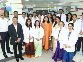 Apollo Hospitals Group launches a Global Reference Lab for specialized diagnostic testing, at Hyderabad!