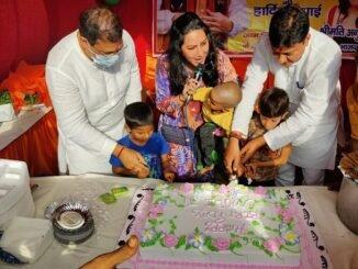Smt Anuja Kapur, Delhi State Spokesperson for BJP