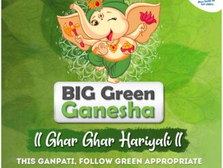 BIG FM Brings The Festivities Of Ganesh Chaturthi Home With The Launch Of The 14th Season Of 'BIG Green Ganesha'
