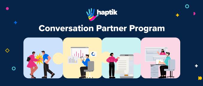 Jio Haptik launches Conversation Partner Program