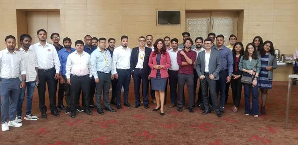 Inorbit Mall Hyderabad conducts a Luxury Customer Experience Workshop For Its Retail Partners