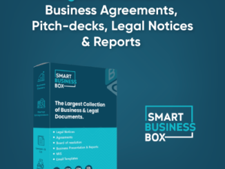 Smart business box - largest collection of business documents