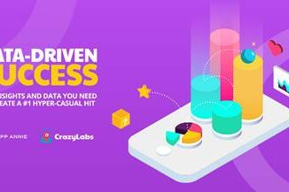 300,000+ to be won in App Annie and CrazyLabs' hyper-casual developer challenge