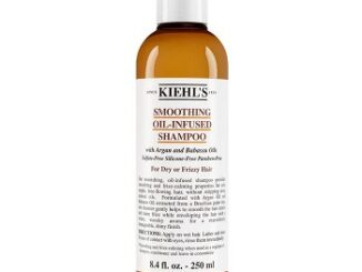 Shampoos that would keep your mane healthy by Kiehl's India