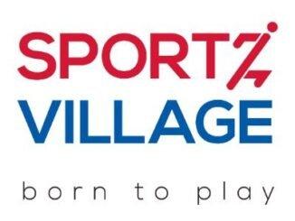 Sports village logo